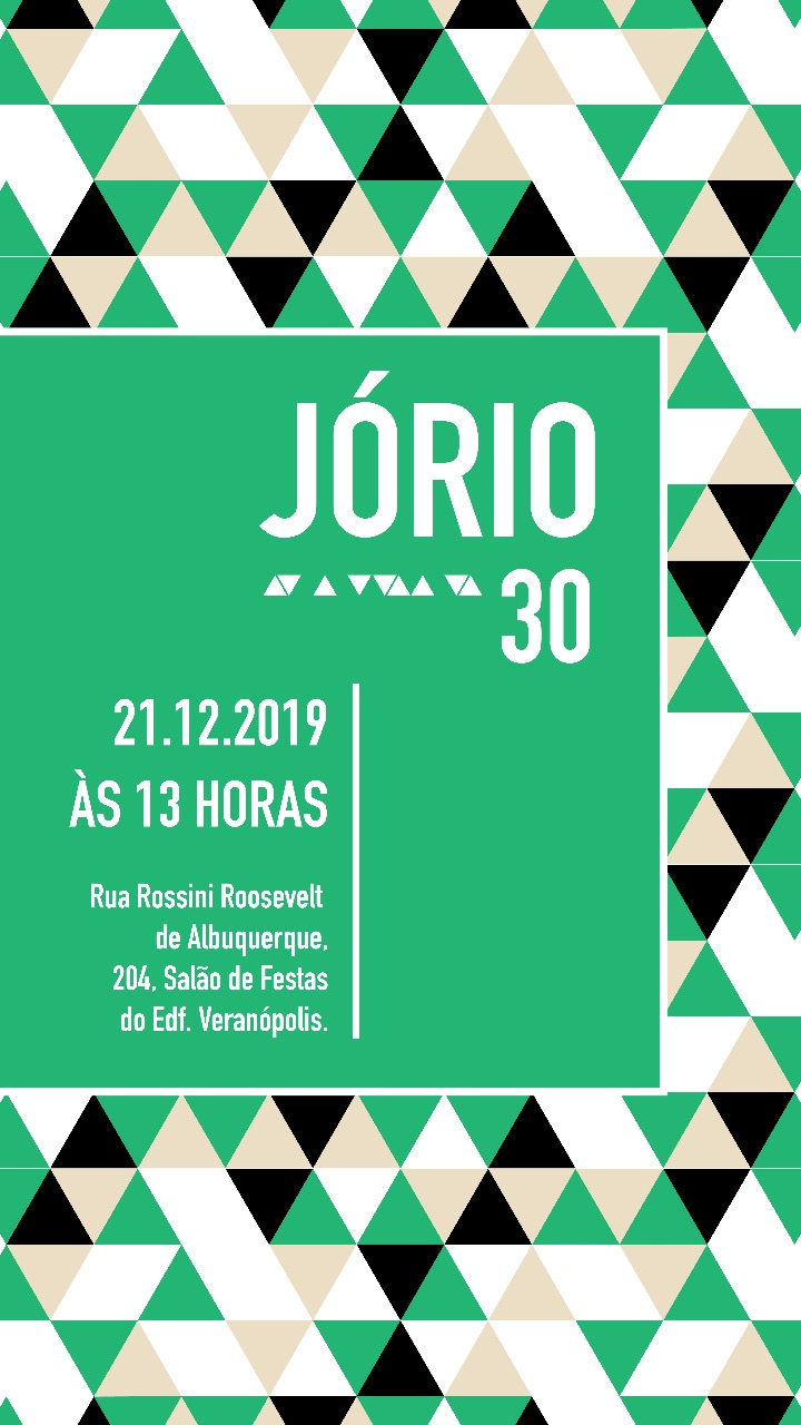 Convite Jório 30 -