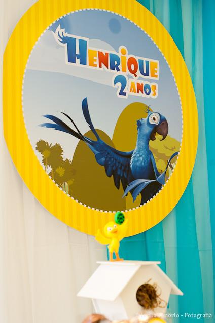 Festa Henrique – Rio o Filme -