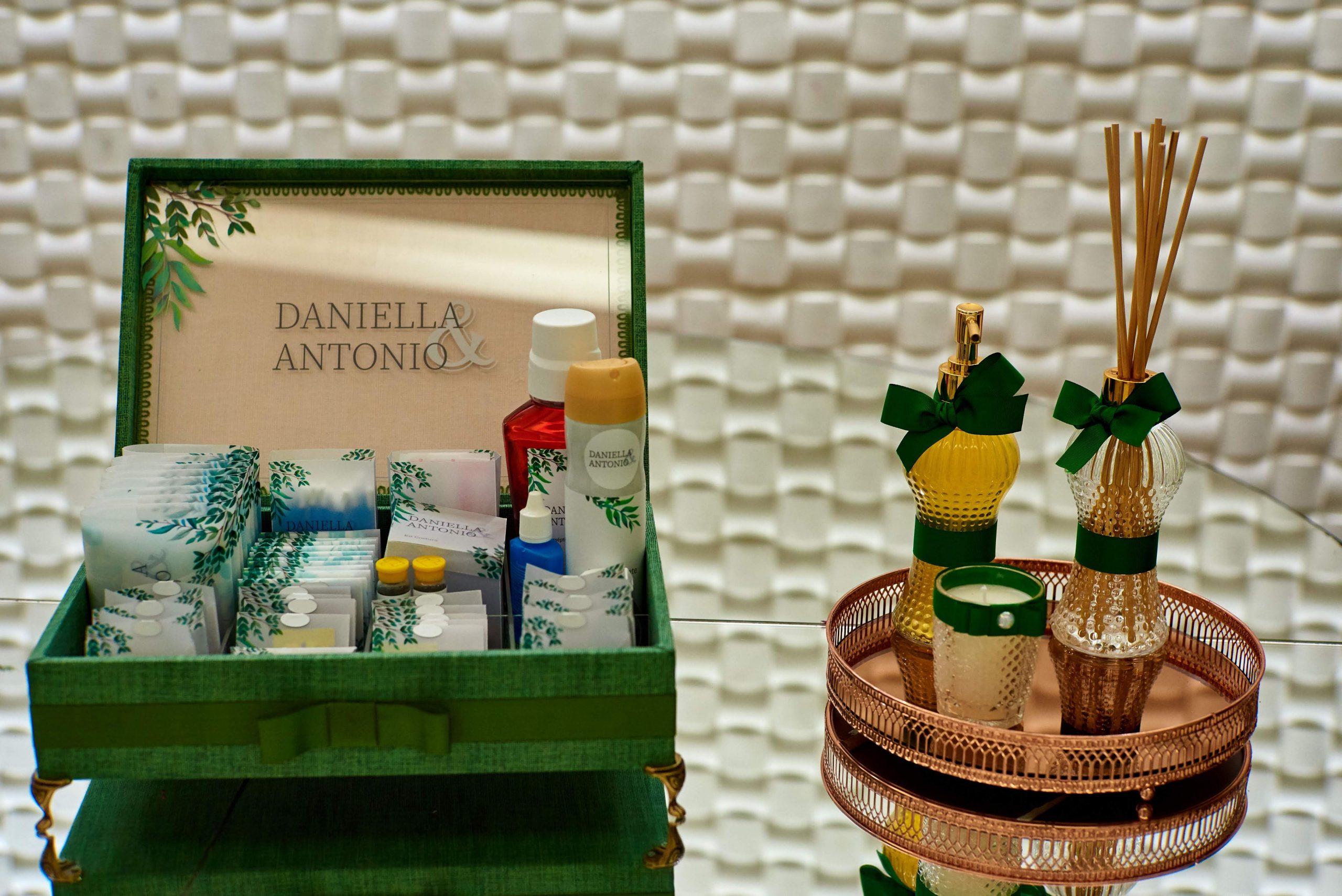 Kit Toalete Daniella -
