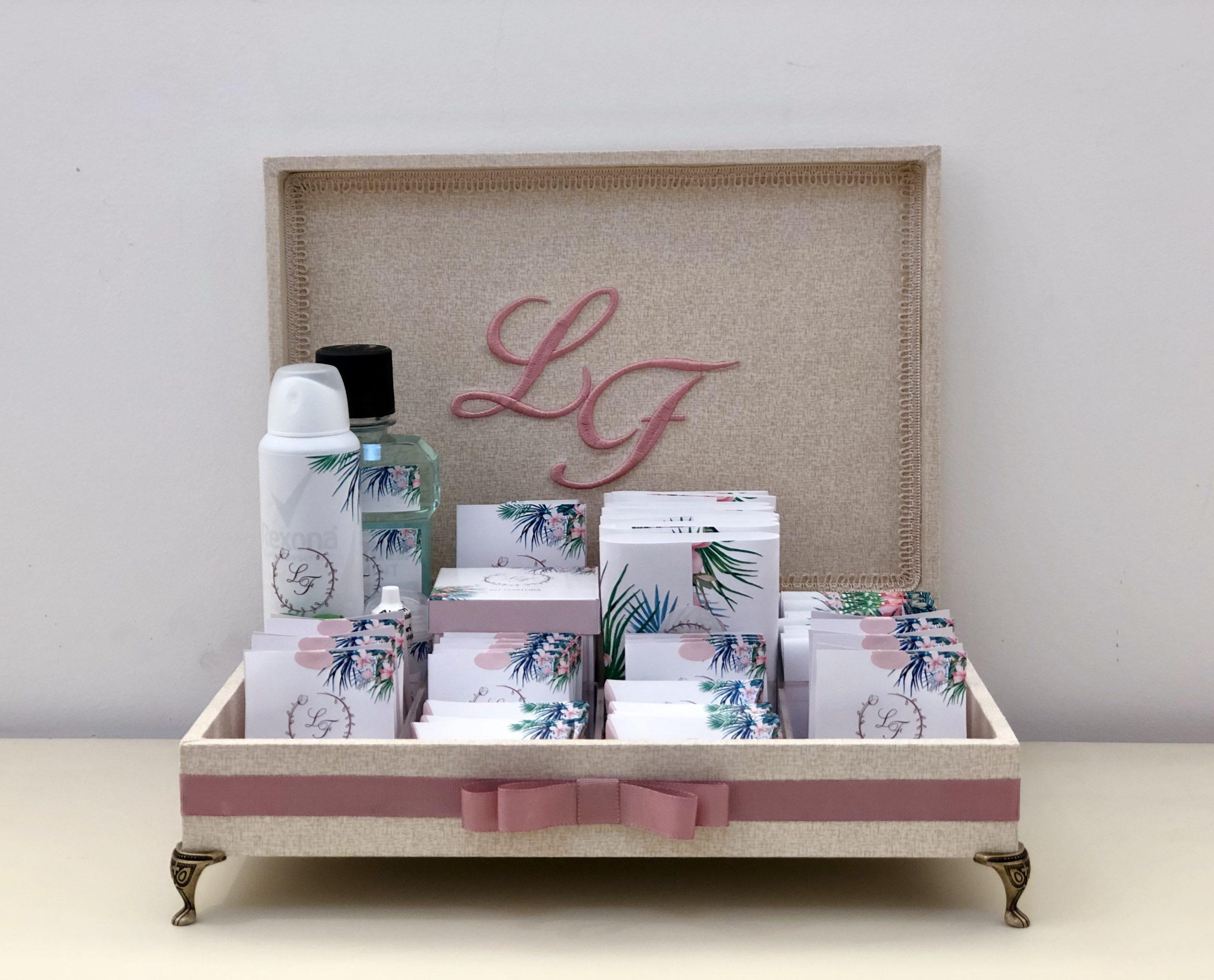 Kit Toalete de Luana -