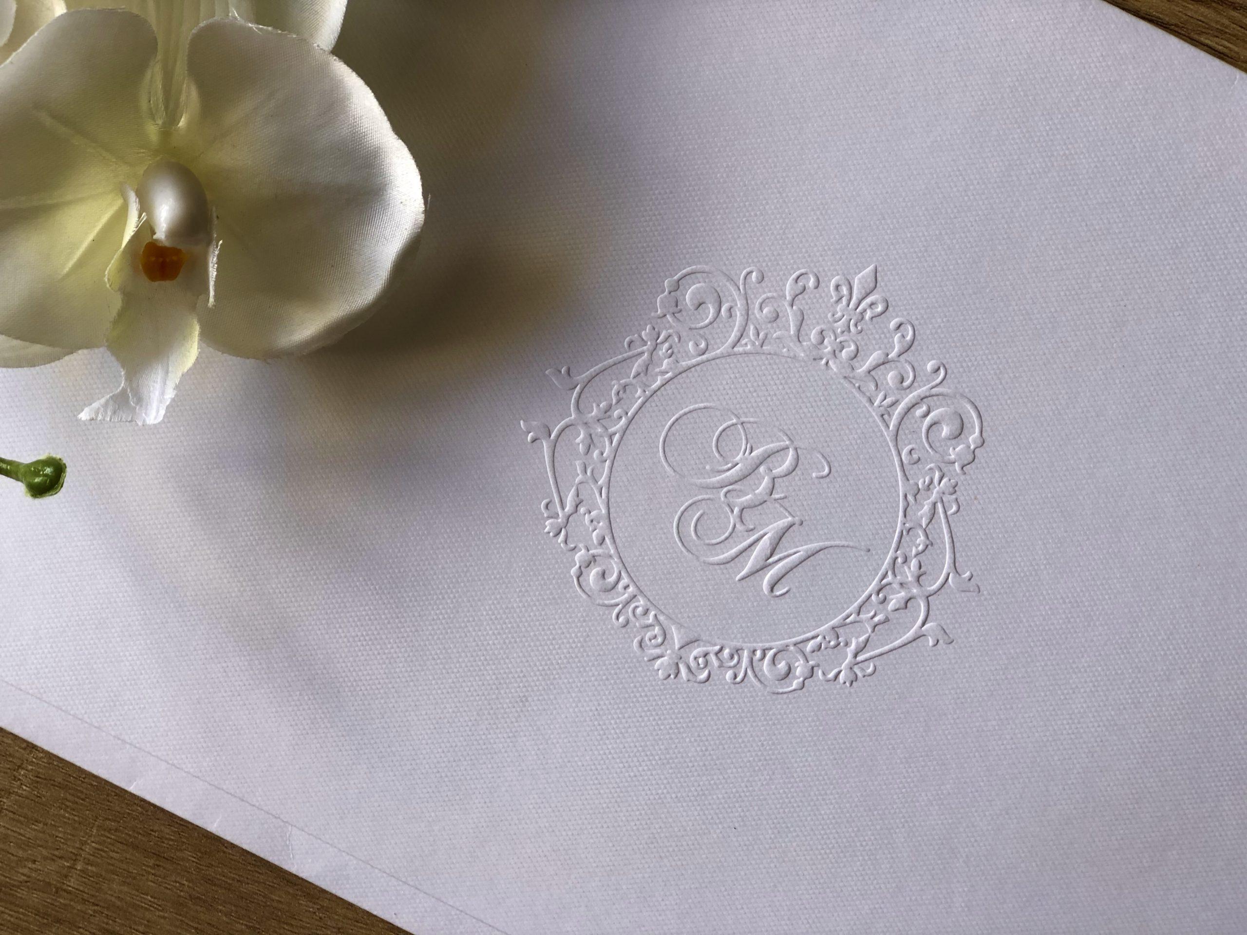 Convite de Marisa e Henrique -