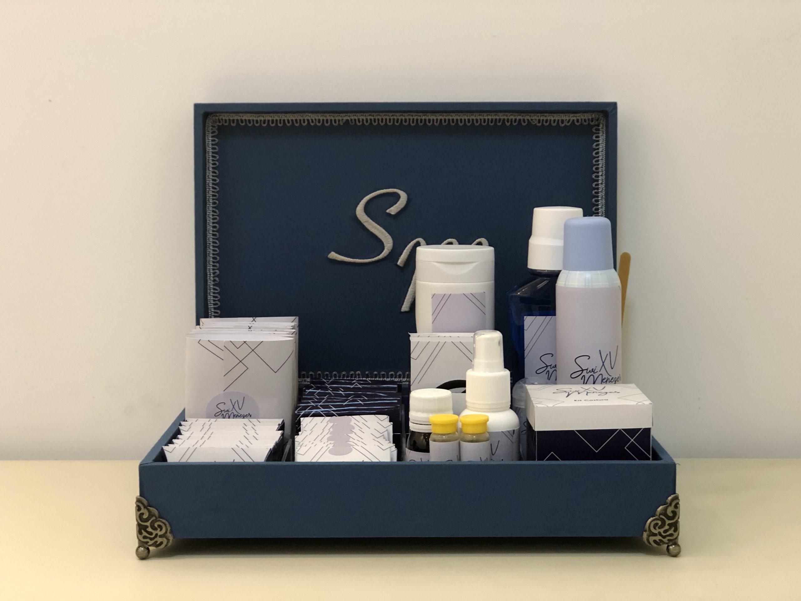 Kit Toalete de Swi -